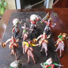 Figuras de Goma y PVC: BUEN LOTE COMANSI - FIGURAS DE PLASTICO. Lote 133403350