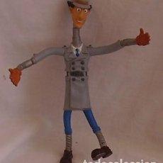 Figuras de Goma y PVC: INSPECTOR GADGET FLEXIBLE DE COMICS SPAIN. Lote 133453646
