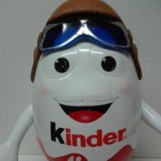 Figuras Kinder: EXPOSITOR CON MUÑECOS. Lote 133451790