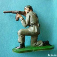 Figuras de Goma y PVC: SOLDADO GOMA TEIXIDO. Lote 133559318