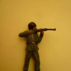 Figuras de Goma y PVC: FIGURA SOLDADO EN GOMA TEIXIDO. Lote 133559918