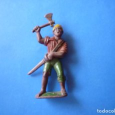 Figuras de Goma y PVC: FIGURA PIRATA REAMSA GOMA. Lote 133560074