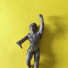 Figuras de Goma y PVC: FIGURA LAFREDO GOMA - SERIE TARZÁN - BOY _LEY303. Lote 133560978