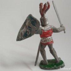 Figuras de Goma y PVC: FIGURA MEDIEVAL LAFREDO AÑOS 60. Lote 133573246