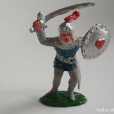 Figuras de Goma y PVC: FIGURA MEDIEVAL GOMA LAFREDO. Lote 133573514