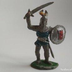 Figuras de Goma y PVC: FIGURA MEDIEVAL EN GOMA LAFREDO. Lote 133573622