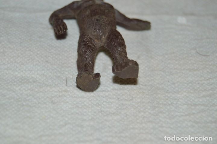 Figuras de Goma y PVC: ANTIGUA FIGURA DE GORILA EN GOMA DE PECH - FIGURA Nº F/30 DE LA COLECCIÓN FIERAS - PECH - ENVÍO 24H - Foto 5 - 133616398