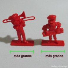 Figuras de Goma y PVC: LEER** VARIANTE ** CEREALES MUÑECOS MUÑECO KELLOGGS PROMOCIONAL RICE PVC DUNKIN FIGURAS CRISPIES. Lote 133672814