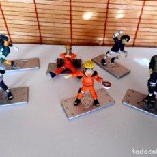 Figuras de Goma y PVC: FIGURAS NARUTO VOL.1 ( BANDAI ) 2003. Lote 133715942