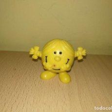Figuras de Goma y PVC: FIGURA MISTER MEN LITTLE MISS SUNSHINE BULLY BULLYLAND PVC AÑOS 80. Lote 133721806