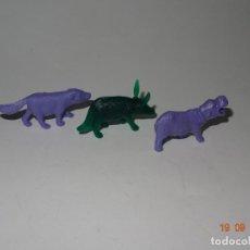 Figuras de Goma y PVC: ANTIGUAS FIGURAS PREMIUM TITO DUNKIN. Lote 133831126