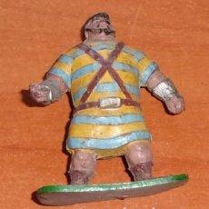 Figuras de Goma y PVC: FIGURA ESTEREOPLAST DE GOLIATH DE EL CAPITÁN TRUENO. Lote 133888994