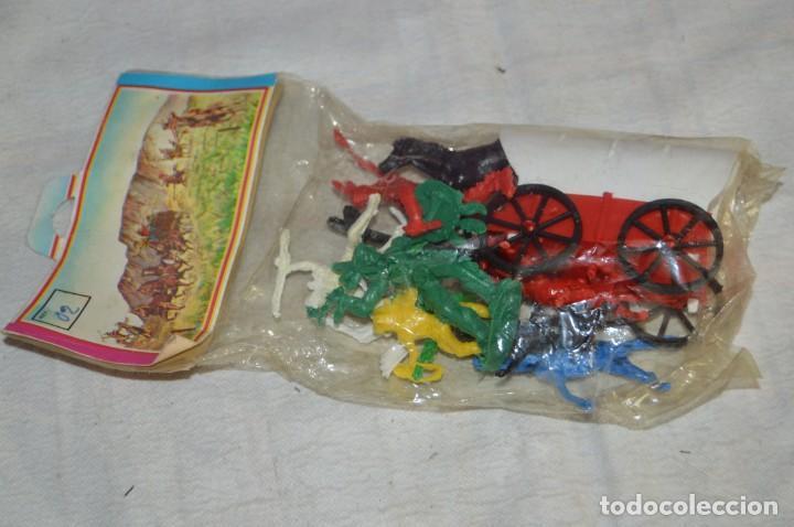 BOLSA PRECINTADA DE MUÑECOS DE PLASTICO PVC DE COMANSI - REF. 02 - MADE IN SPAIN - ENVÍO 24H (Juguetes - Figuras de Goma y Pvc - Comansi y Novolinea)