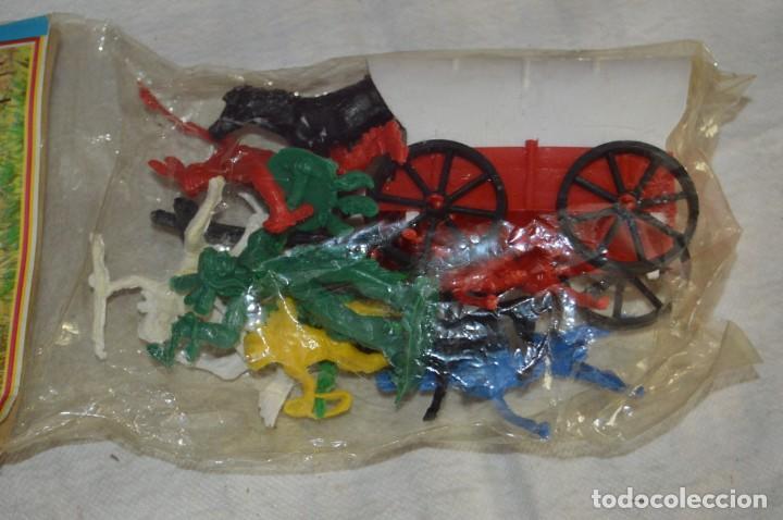 Figuras de Goma y PVC: BOLSA PRECINTADA DE MUÑECOS DE PLASTICO PVC DE COMANSI - REF. 02 - MADE IN SPAIN - ENVÍO 24H - Foto 2 - 133912250