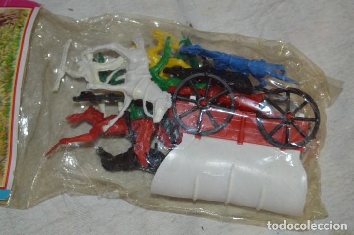 Figuras de Goma y PVC: BOLSA PRECINTADA DE MUÑECOS DE PLASTICO PVC DE COMANSI - REF. 02 - MADE IN SPAIN - ENVÍO 24H - Foto 3 - 133912250
