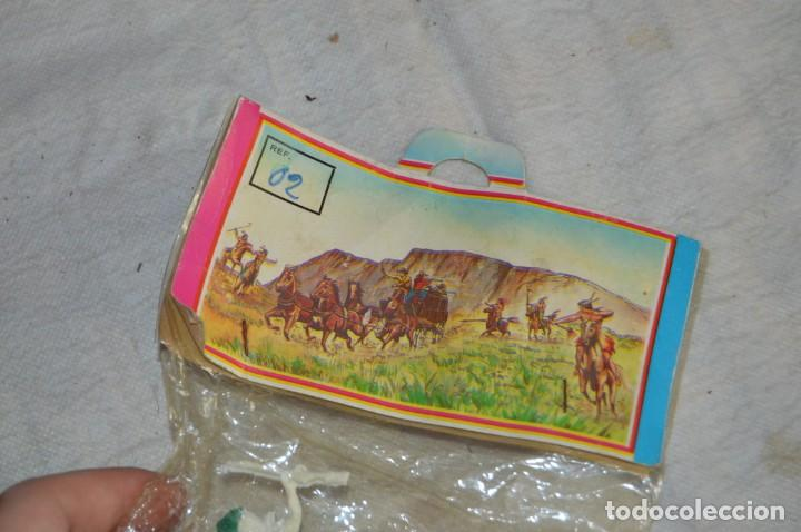 Figuras de Goma y PVC: BOLSA PRECINTADA DE MUÑECOS DE PLASTICO PVC DE COMANSI - REF. 02 - MADE IN SPAIN - ENVÍO 24H - Foto 5 - 133912250
