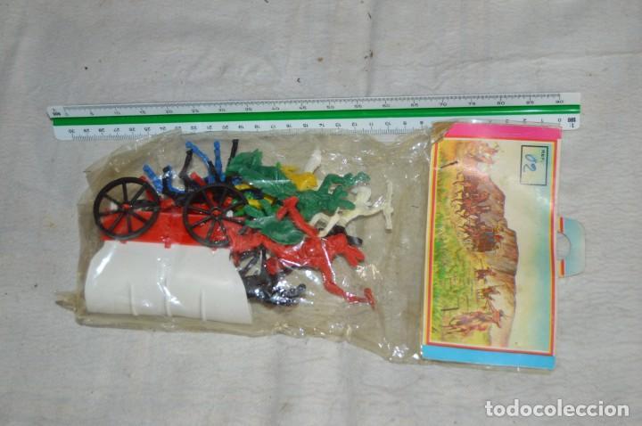 Figuras de Goma y PVC: BOLSA PRECINTADA DE MUÑECOS DE PLASTICO PVC DE COMANSI - REF. 02 - MADE IN SPAIN - ENVÍO 24H - Foto 6 - 133912250