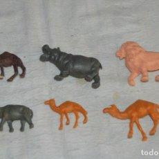 Figuras de Goma y PVC: LOTE DE FIGURAS PLÁSTICO PVC - REAMSA, GOMARSA, PECH, LAFREDO, JECSAN, COMANSI, ETC... - ENV24H - 02. Lote 133912434