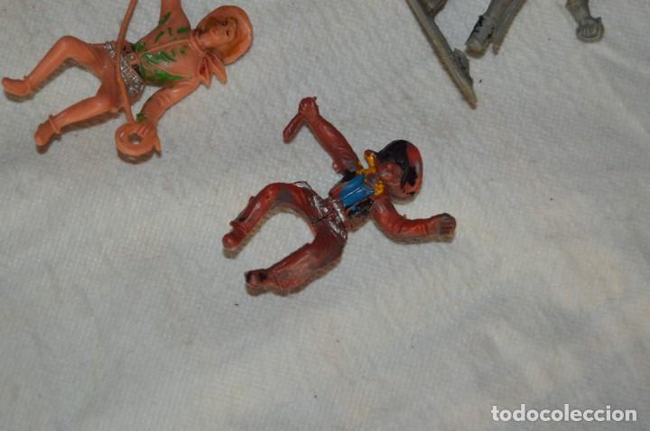 Figuras de Goma y PVC: LOTE DE FIGURAS PLÁSTICO PVC - REAMSA, GOMARSA, PECH, LAFREDO, JECSAN, COMANSI, ETC... - ENV24H - 03 - Foto 5 - 133912466