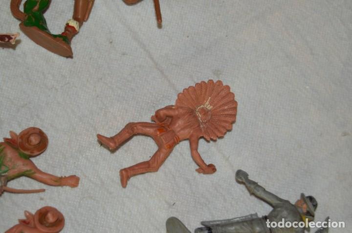 Figuras de Goma y PVC: LOTE DE FIGURAS PLÁSTICO PVC - REAMSA, GOMARSA, PECH, LAFREDO, JECSAN, COMANSI, ETC... - ENV24H - 03 - Foto 14 - 133912466