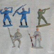 Figuras de Goma y PVC: LOTE DE FIGURAS PLÁSTICO PVC - REAMSA, GOMARSA, PECH, LAFREDO, JECSAN, COMANSI, ETC... - ENV24H - 04. Lote 133912510