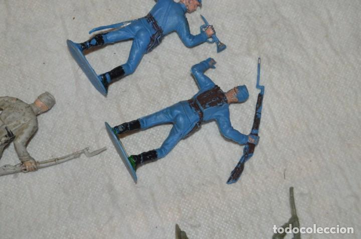Figuras de Goma y PVC: LOTE DE FIGURAS PLÁSTICO PVC - REAMSA, GOMARSA, PECH, LAFREDO, JECSAN, COMANSI, ETC... - ENV24H - 04 - Foto 8 - 133912510