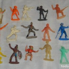 Figuras de Goma y PVC: LOTE DE FIGURAS PLÁSTICO PVC - REAMSA, GOMARSA, PECH, LAFREDO, JECSAN, COMANSI, ETC... - ENV24H - 06. Lote 133912582