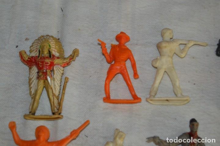 Figuras de Goma y PVC: LOTE DE FIGURAS PLÁSTICO PVC - REAMSA, GOMARSA, PECH, LAFREDO, JECSAN, COMANSI, ETC... - ENV24H - 06 - Foto 2 - 133912582