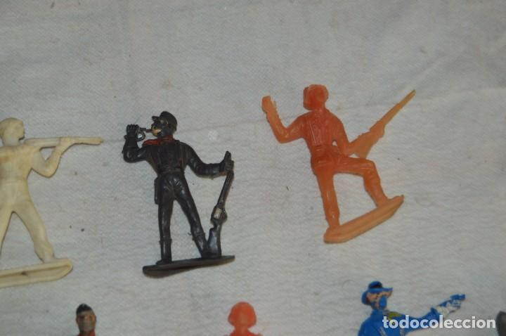 Figuras de Goma y PVC: LOTE DE FIGURAS PLÁSTICO PVC - REAMSA, GOMARSA, PECH, LAFREDO, JECSAN, COMANSI, ETC... - ENV24H - 06 - Foto 3 - 133912582