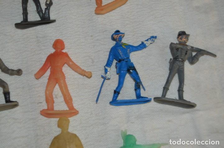 Figuras de Goma y PVC: LOTE DE FIGURAS PLÁSTICO PVC - REAMSA, GOMARSA, PECH, LAFREDO, JECSAN, COMANSI, ETC... - ENV24H - 06 - Foto 4 - 133912582