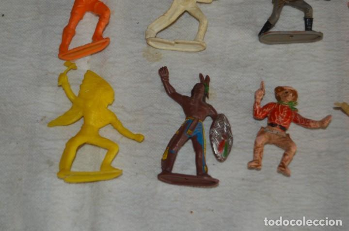 Figuras de Goma y PVC: LOTE DE FIGURAS PLÁSTICO PVC - REAMSA, GOMARSA, PECH, LAFREDO, JECSAN, COMANSI, ETC... - ENV24H - 06 - Foto 6 - 133912582
