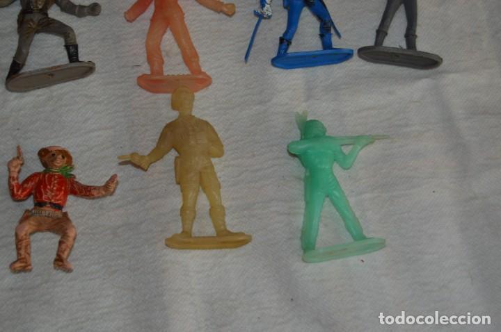 Figuras de Goma y PVC: LOTE DE FIGURAS PLÁSTICO PVC - REAMSA, GOMARSA, PECH, LAFREDO, JECSAN, COMANSI, ETC... - ENV24H - 06 - Foto 7 - 133912582