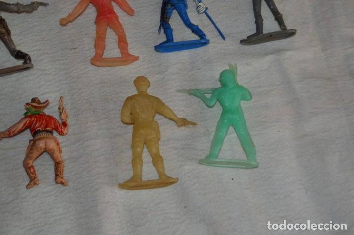 Figuras de Goma y PVC: LOTE DE FIGURAS PLÁSTICO PVC - REAMSA, GOMARSA, PECH, LAFREDO, JECSAN, COMANSI, ETC... - ENV24H - 06 - Foto 9 - 133912582