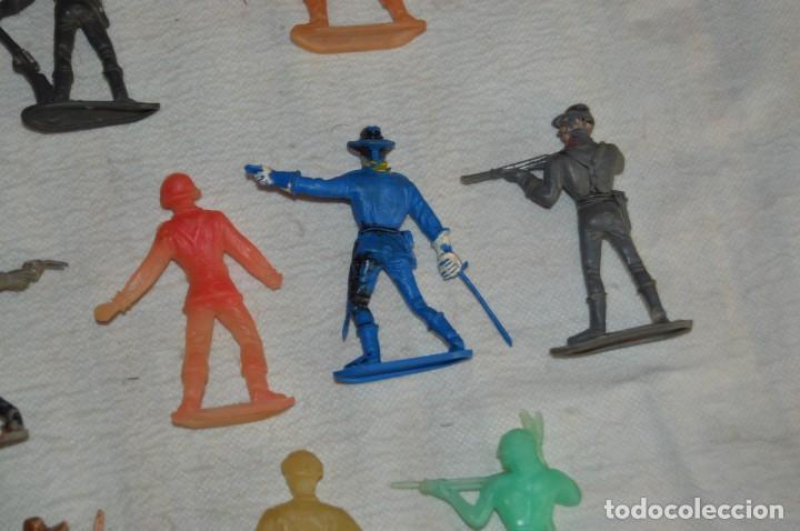 Figuras de Goma y PVC: LOTE DE FIGURAS PLÁSTICO PVC - REAMSA, GOMARSA, PECH, LAFREDO, JECSAN, COMANSI, ETC... - ENV24H - 06 - Foto 10 - 133912582
