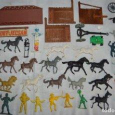 Figuras de Goma y PVC: LOTE DE FIGURAS PLÁSTICO PVC - REAMSA, GOMARSA, PECH, LAFREDO, JECSAN, COMANSI, ETC... - ENV24H - 07. Lote 133912722