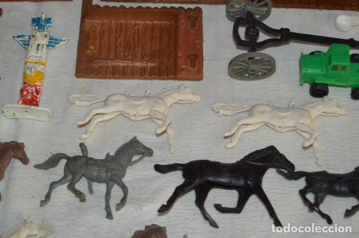 Figuras de Goma y PVC: LOTE DE FIGURAS PLÁSTICO PVC - REAMSA, GOMARSA, PECH, LAFREDO, JECSAN, COMANSI, ETC... - ENV24H - 07 - Foto 6 - 133912722