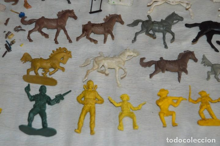 Figuras de Goma y PVC: LOTE DE FIGURAS PLÁSTICO PVC - REAMSA, GOMARSA, PECH, LAFREDO, JECSAN, COMANSI, ETC... - ENV24H - 07 - Foto 10 - 133912722