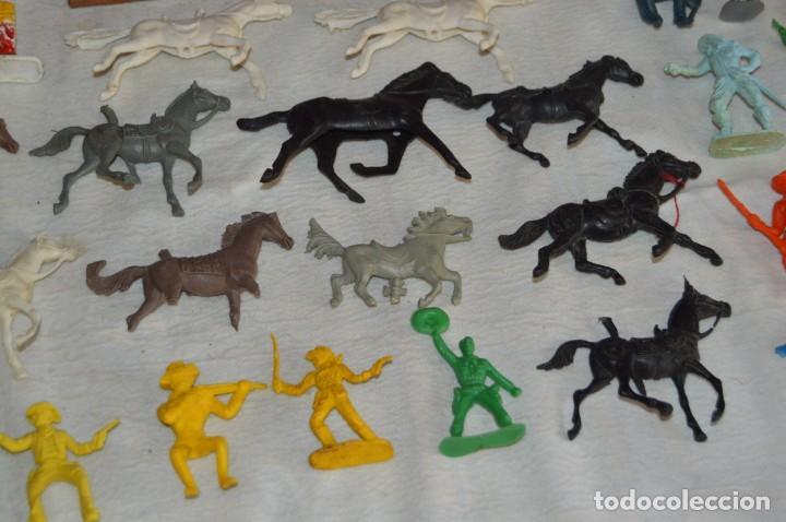 Figuras de Goma y PVC: LOTE DE FIGURAS PLÁSTICO PVC - REAMSA, GOMARSA, PECH, LAFREDO, JECSAN, COMANSI, ETC... - ENV24H - 07 - Foto 11 - 133912722