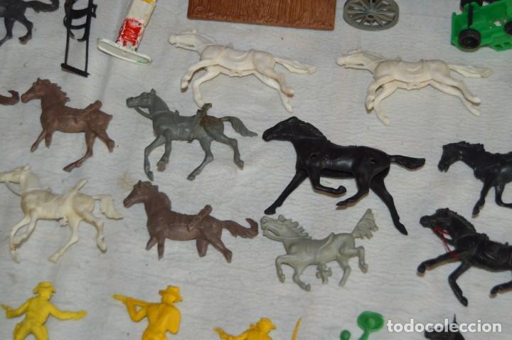 Figuras de Goma y PVC: LOTE DE FIGURAS PLÁSTICO PVC - REAMSA, GOMARSA, PECH, LAFREDO, JECSAN, COMANSI, ETC... - ENV24H - 07 - Foto 17 - 133912722