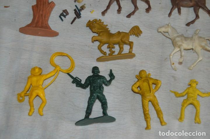 Figuras de Goma y PVC: LOTE DE FIGURAS PLÁSTICO PVC - REAMSA, GOMARSA, PECH, LAFREDO, JECSAN, COMANSI, ETC... - ENV24H - 07 - Foto 19 - 133912722