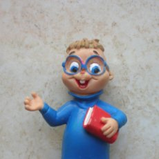 Figuras de Goma y PVC: FIGURA PVC ALVIN Y LAS ARDILLAS COMICS SPAIN 1992. Lote 133980866