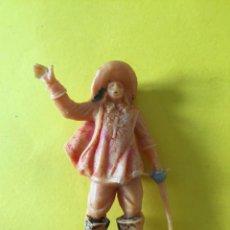 Figuras de Goma y PVC: FIGURA MOSQUETERO JECSAN _LEY347. Lote 134048410