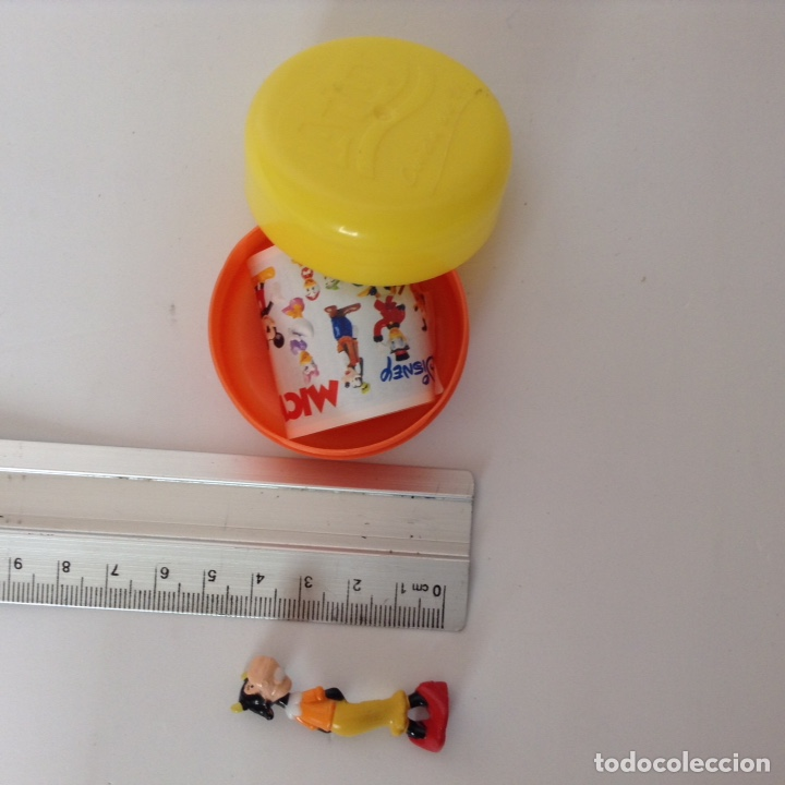 Figuras Kinder: Arluy figura goma micro - Foto 2 - 134074891