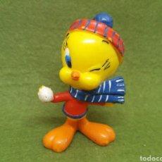 Figuras de Goma y PVC: FIGURA PIOLIN BULLYLAND-WARNER BROS MADE IN GERMANY AÑO 2003. Lote 134079442