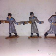 Figuras de Goma y PVC: SOLDADOS DEL MUNDO COMANSI RUSOS RUSIA AÑOS 70. Lote 134180810