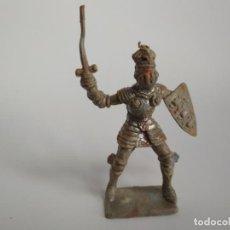 Figuras de Goma y PVC: FIGURA CABALLERO MEDIEVAL. Lote 134185170
