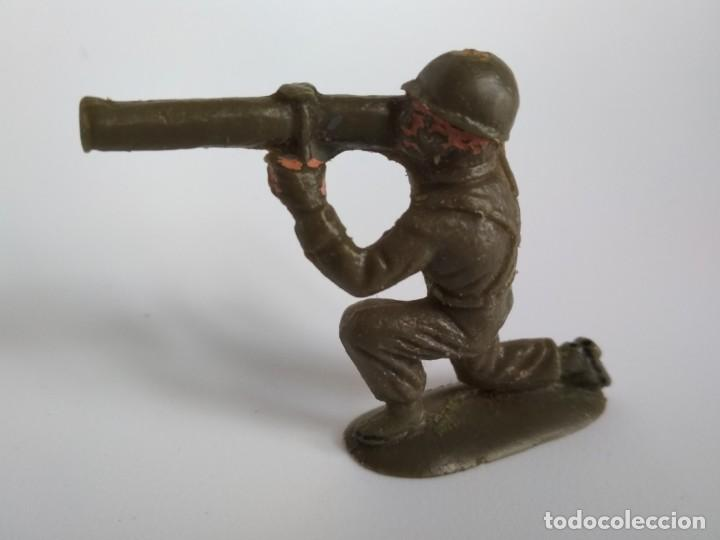 FIGURA SOLDADO 60MM (Juguetes - Figuras de Goma y Pvc - Lafredo)