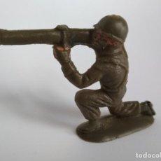 Figuras de Goma y PVC: FIGURA SOLDADO 60MM. Lote 134185242