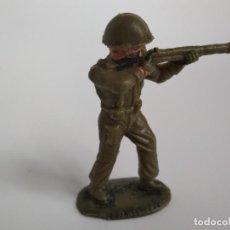 Figuras de Goma y PVC: FIGURA SOLDADO 60MM. Lote 134185286