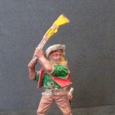 Figuras de Goma y PVC: LAFREDO COWBOY GOMA 1. Lote 134207030